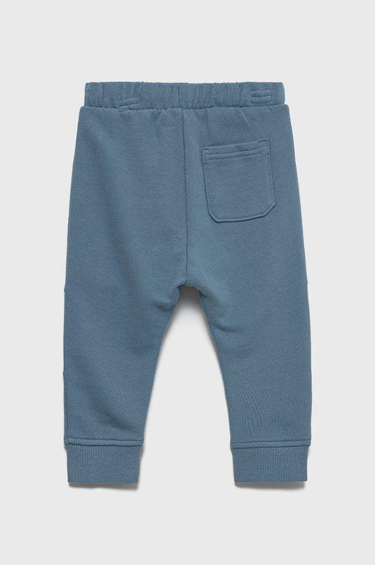 United Colors of Benetton - Spodnie bawełniane dziecięce 100 % Bawełna