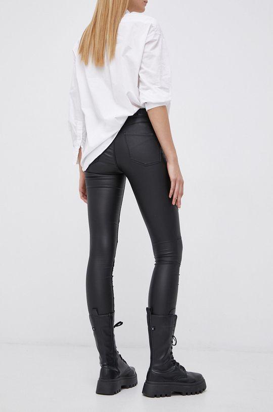 Only - Spodnie 3 % Elastan, 20 % Nylon, 77 % Wiskoza