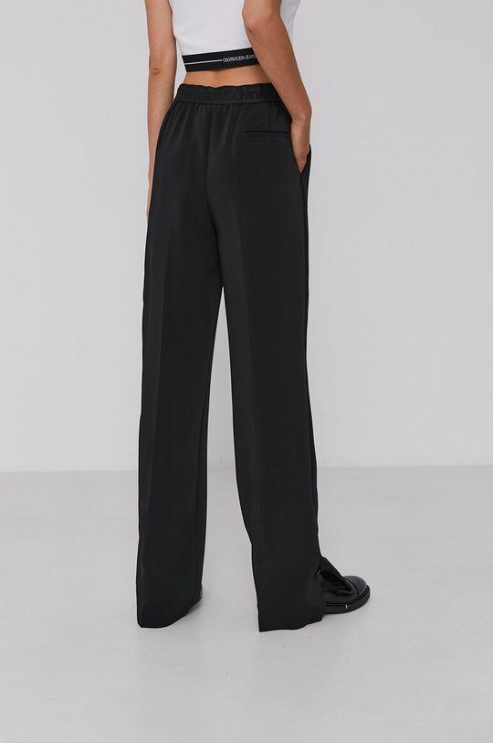 Calvin Klein - Spodnie 6 % Elastan, 94 % Poliester