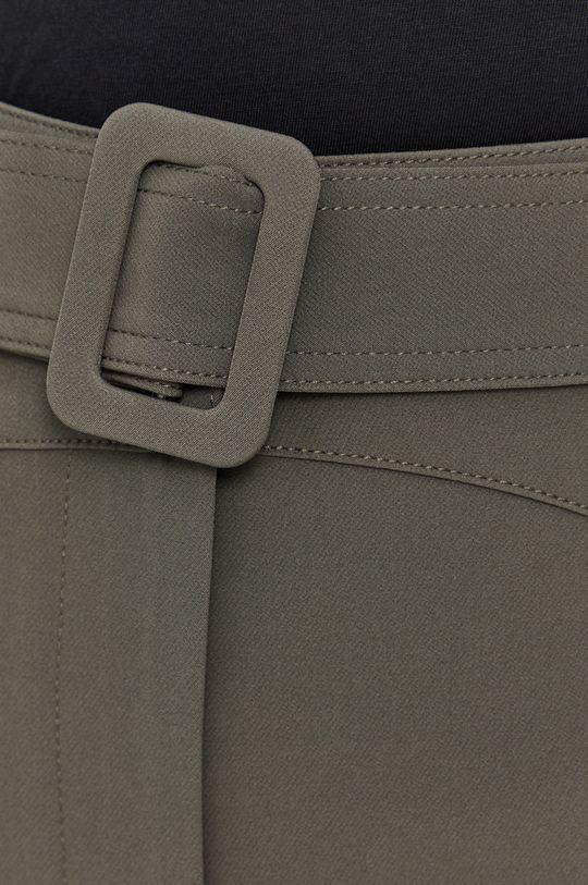 brudny zielony Guess - Spodnie