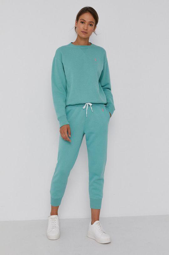 Polo Ralph Lauren - Spodnie jasny turkusowy