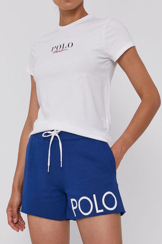 modrá Polo Ralph Lauren - Kraťasy Dámský