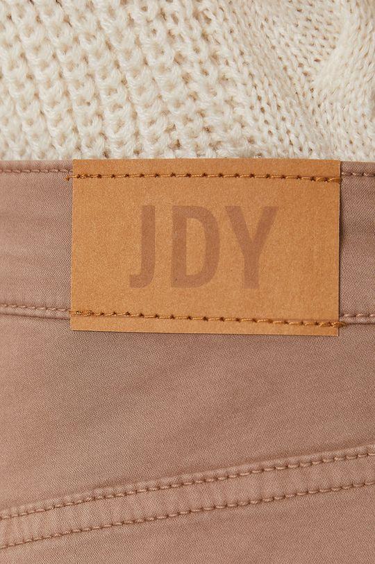 kawowy Jacqueline de Yong - Spodnie