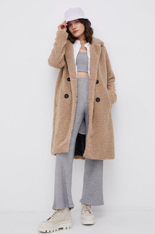 Jacqueline de Yong - Spodnie jasny szary