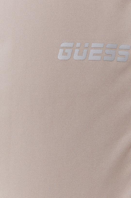 piaskowy Guess - Spodnie