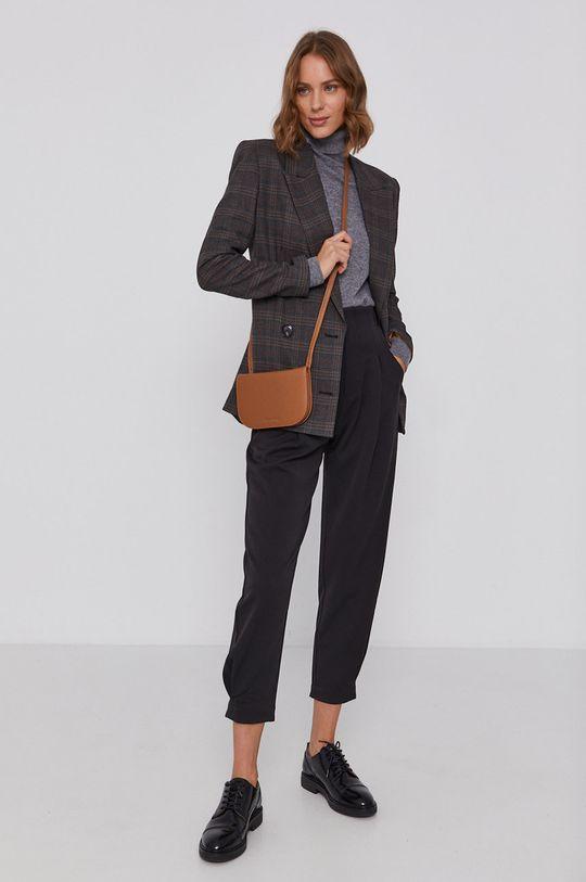 Desigual - Pantaloni negru