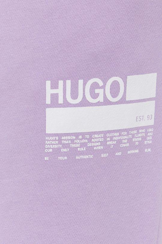 lawendowy Hugo - Spodnie