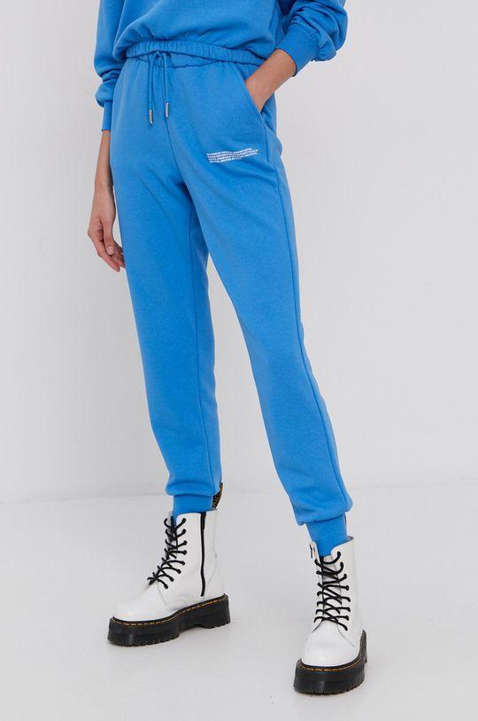 Only - Spodnie niebieski