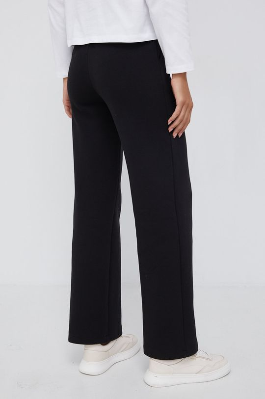 Calvin Klein - Spodnie 64 % Bawełna, 36 % Poliester