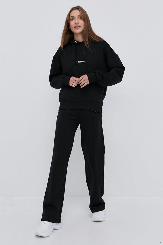 Patrizia Pepe - Spodnie czarny