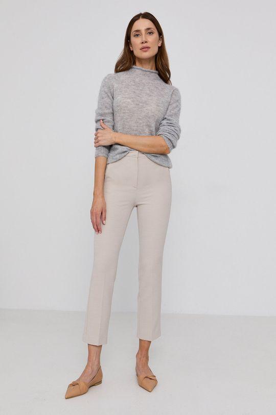 Patrizia Pepe - Kalhoty šedá