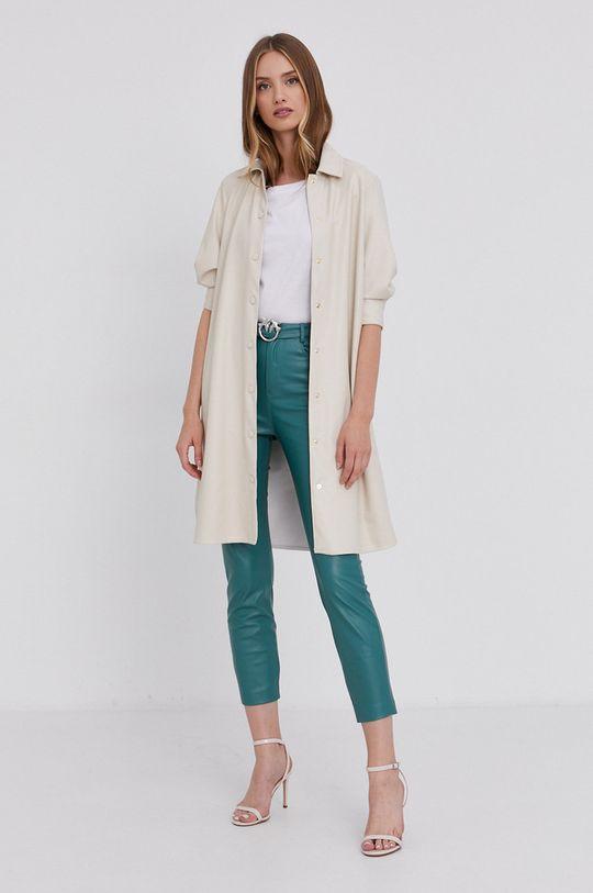 Pinko - Spodnie zielony