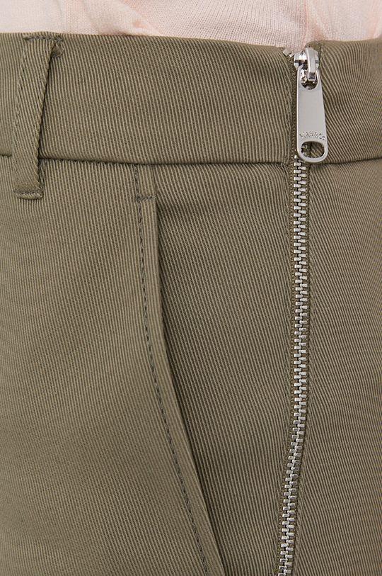 khaki MAX&Co. - Kalhoty