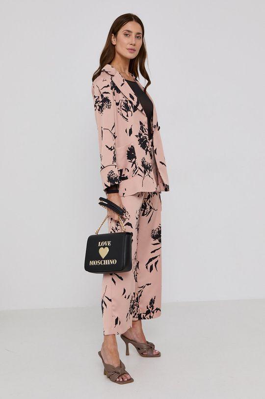 MAX&Co. - Kalhoty pastelová