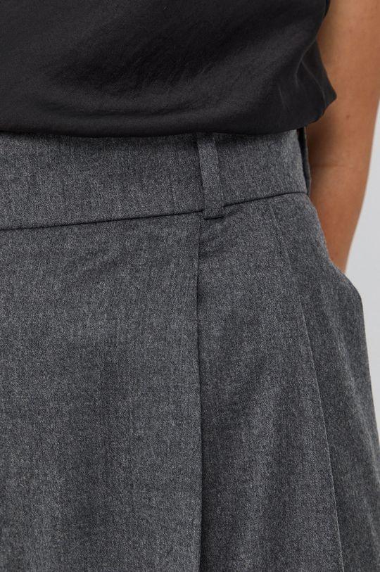 szary Boss - Spodnie