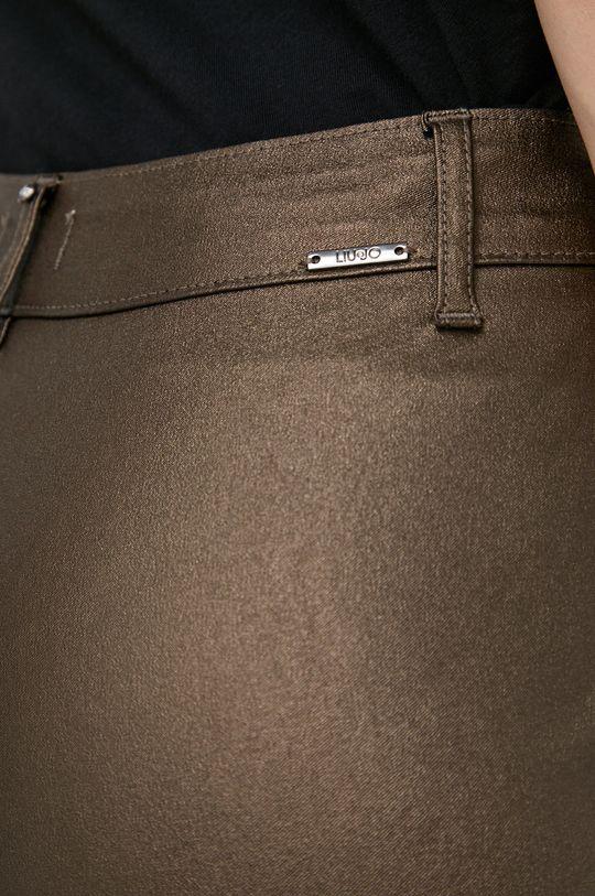 ciemny brązowy Liu Jo - Spodnie