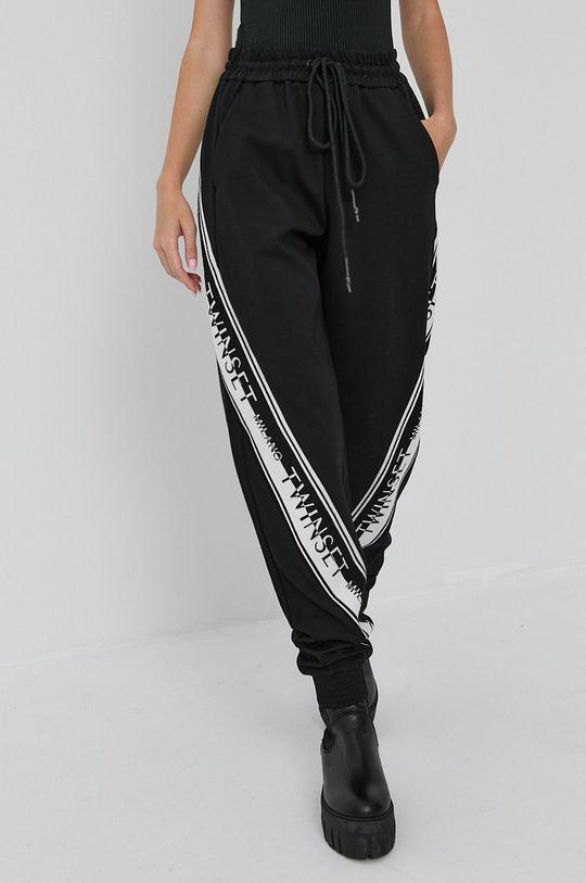 negru Twinset - Pantaloni