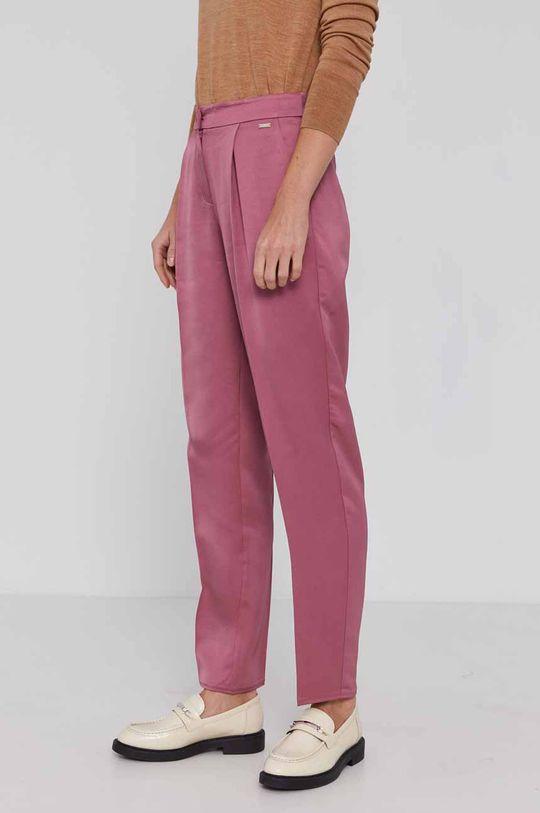 roz rosu Armani Exchange - Pantaloni De femei