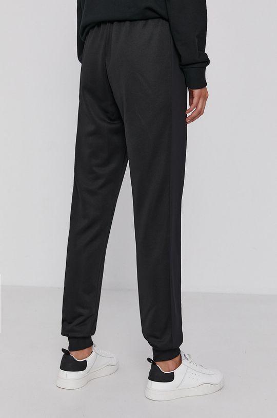 Armani Exchange - Kalhoty  Materiál č. 1: 38% Bavlna, 62% Polyester Materiál č. 2: 100% Polyester Materiál č. 3: 8% Elastan, 92% Polyester