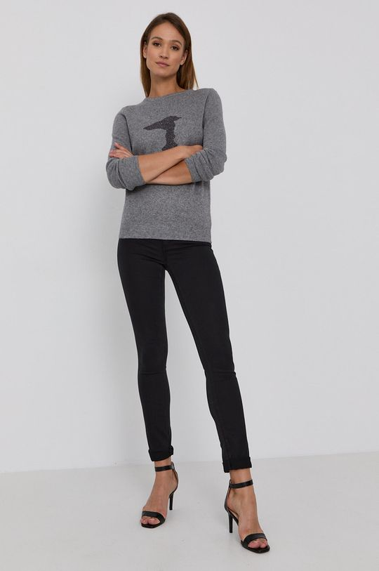 Trussardi - Nohavice čierna