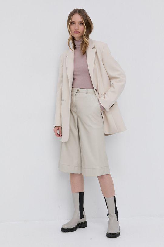 Trussardi - Spodnie cielisty