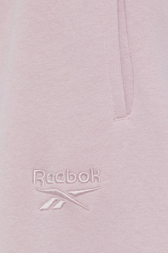 pastelová ružová Reebok Classic - Nohavice