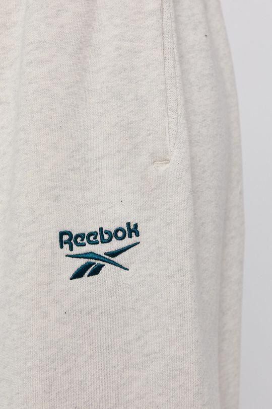 smetanová Reebok Classic - Kalhoty
