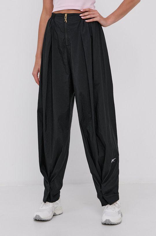 Reebok - Kalhoty černá