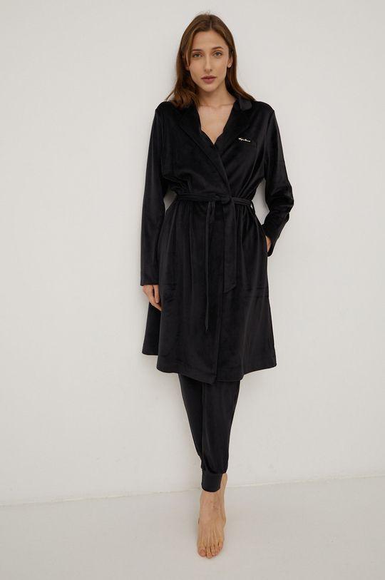 Emporio Armani Underwear - Pyžamové kalhoty černá