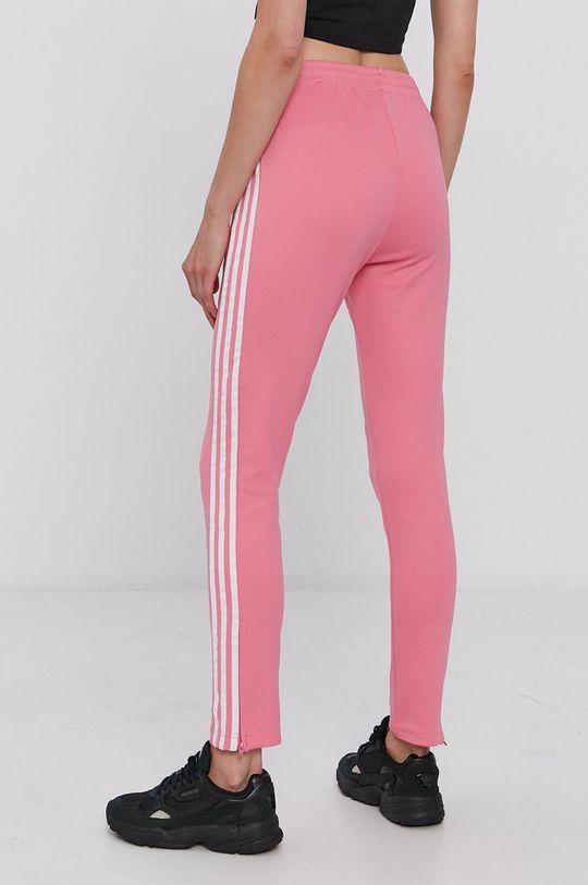 adidas Originals - Spodnie 50 % Bawełna, 7 % Spandex, 43 % Poliester z recyklingu