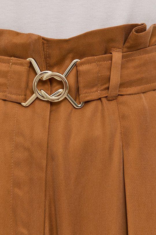 złoty brąz Marella - Spodnie Scafati