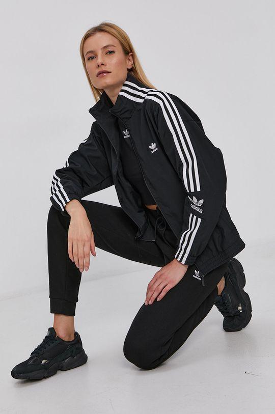 adidas Originals - Kalhoty černá
