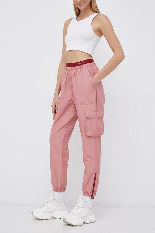 różowy Reebok Classic - Spodnie x Cardi B Damski