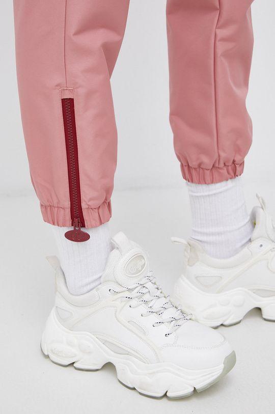 różowy Reebok Classic - Spodnie x Cardi B
