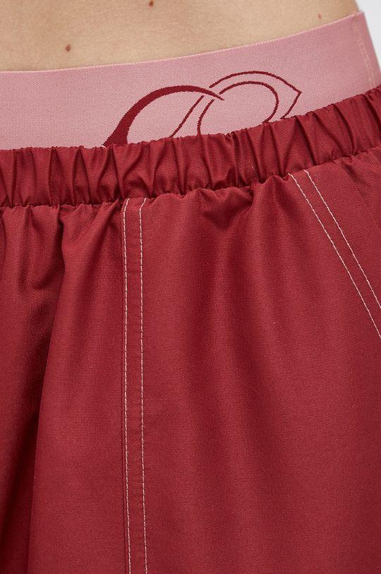 kasztanowy Reebok Classic - Spodnie x Cardi B