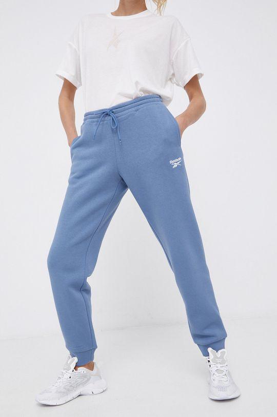 niebieski Reebok - Spodnie Damski