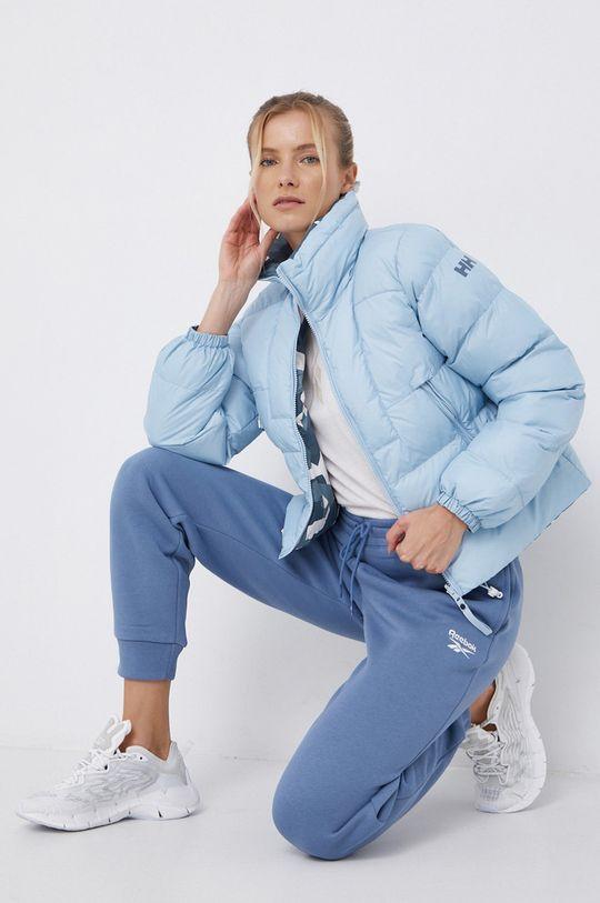 Reebok - Spodnie niebieski