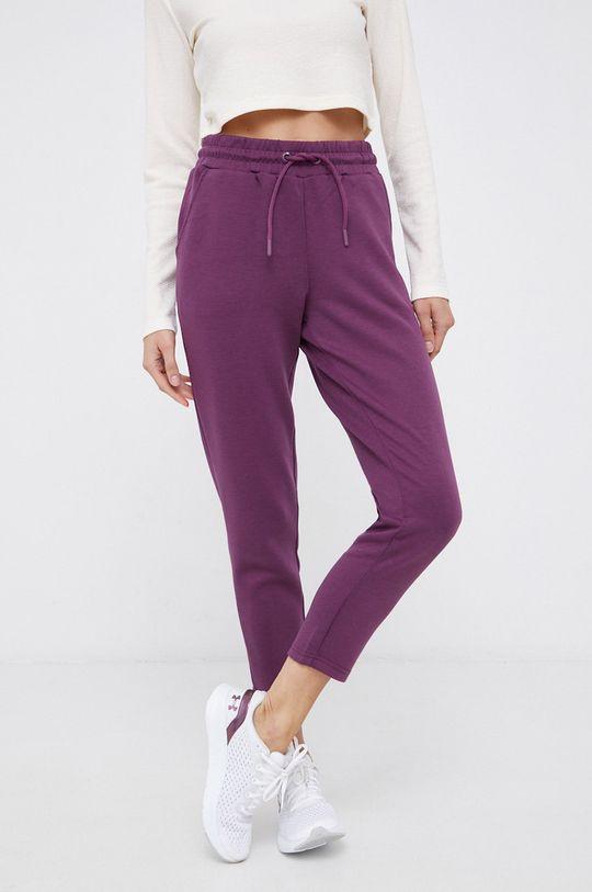 4F - Spodnie purpurowy