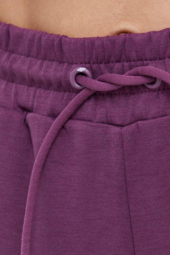 purpurowy 4F - Spodnie