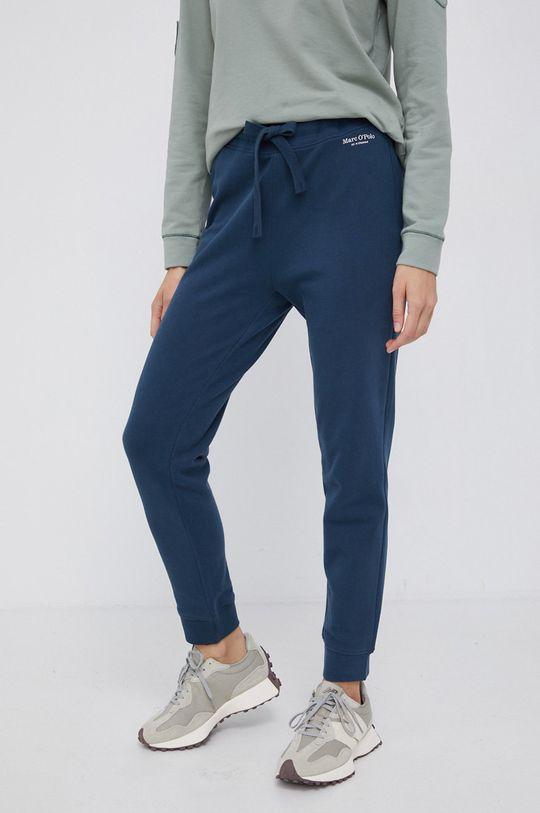 stalowy niebieski Marc O'Polo - Spodnie Damski