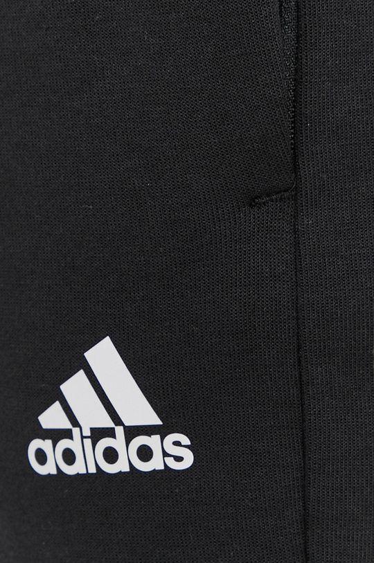 černá adidas - Kalhoty