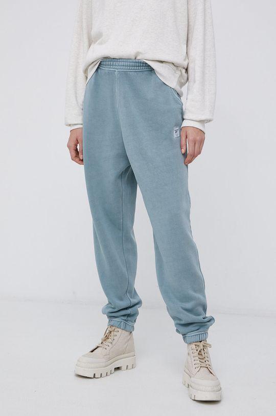 Reebok Classic - Kalhoty tyrkysová