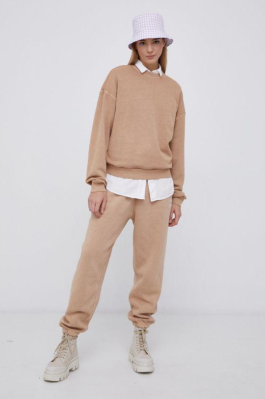 Reebok Classic - Kalhoty hnědá
