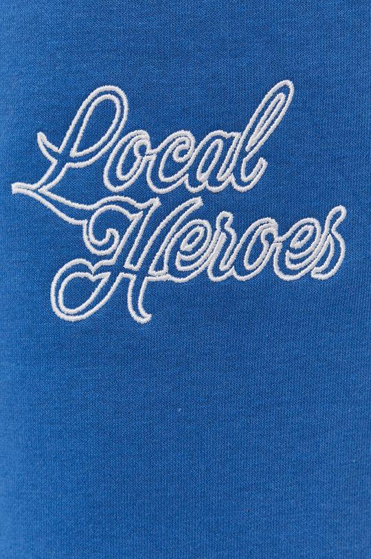 niebieski Local Heroes - Spodnie