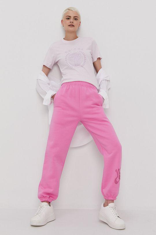 Local Heroes - Kalhoty růžová