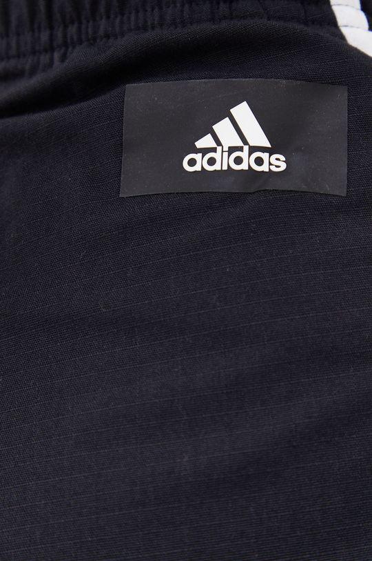 czarny adidas Performance - Spodnie
