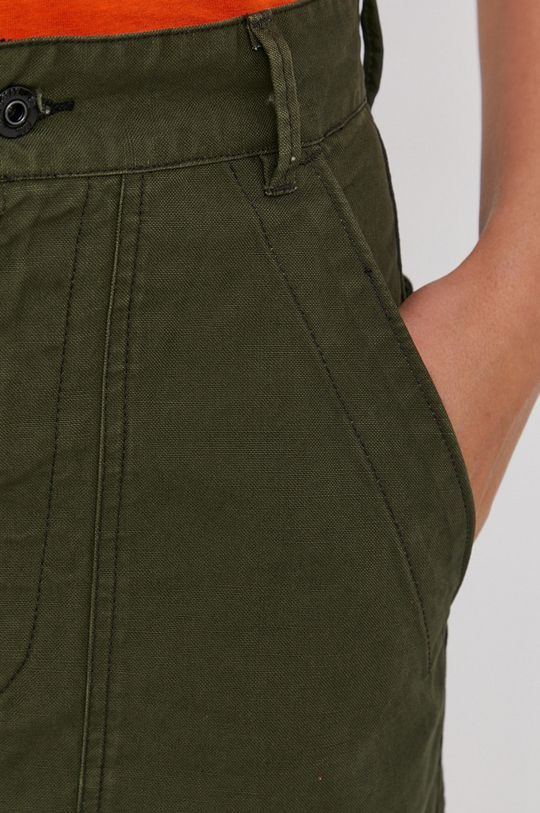 zelená G-Star Raw - Kalhoty