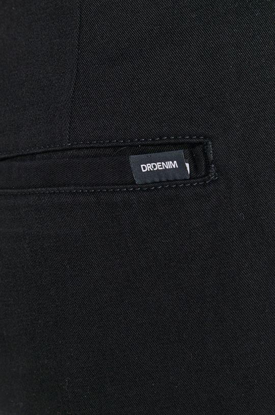 czarny Dr. Denim - Spodnie