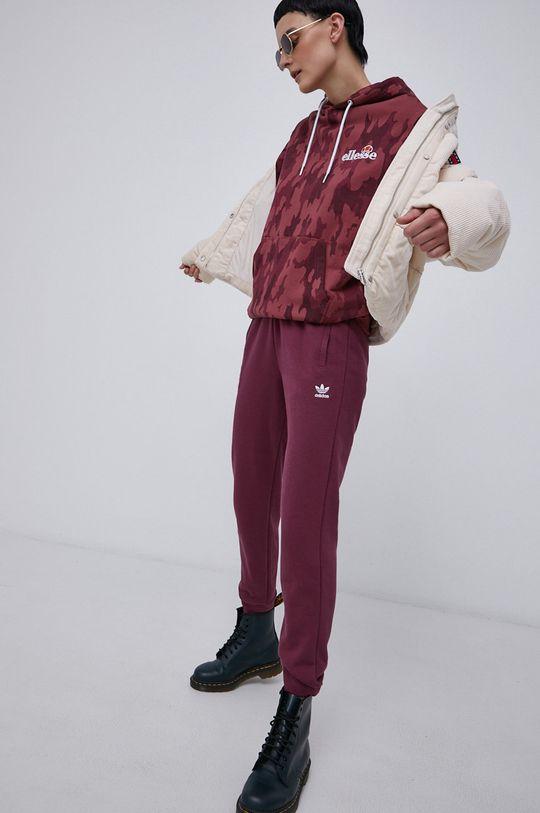 adidas Originals - Spodnie ciemny fioletowy