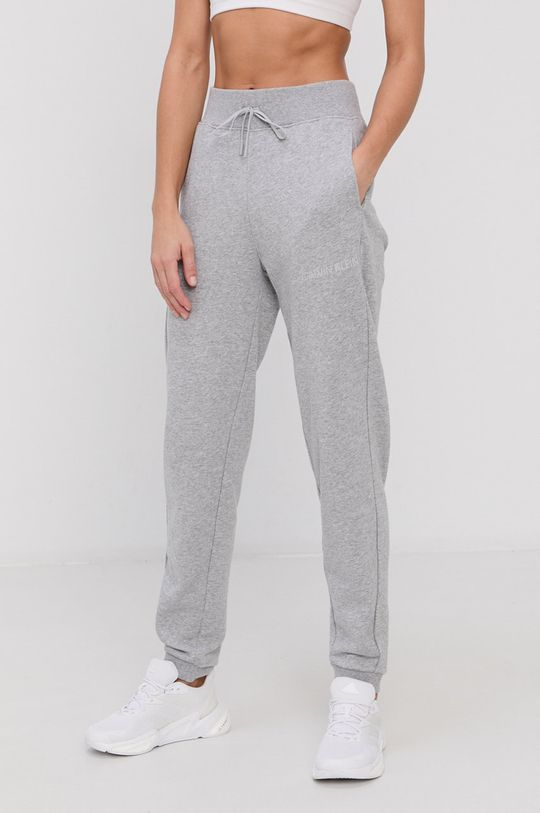 Calvin Klein Performance - Spodnie szary